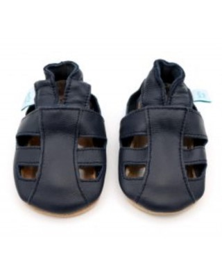 Ciabattine Navy Sandals