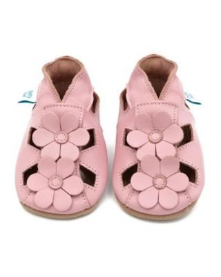 Ciabattine Pink Flower Sandals