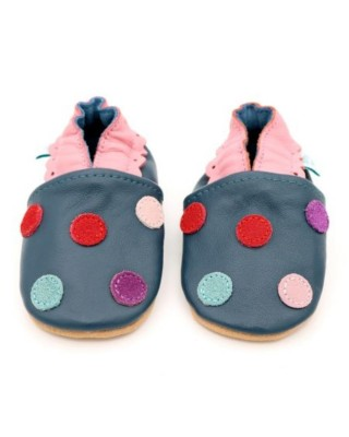 Ciabattine Navy Spotty