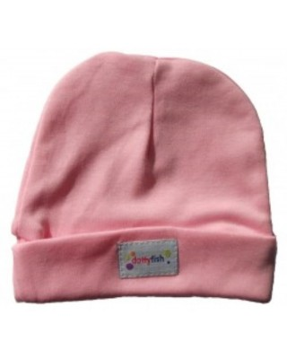 Cappellino Cotone Plain Pink