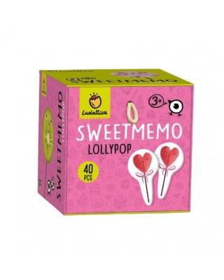 Sweet Memo Lollypop