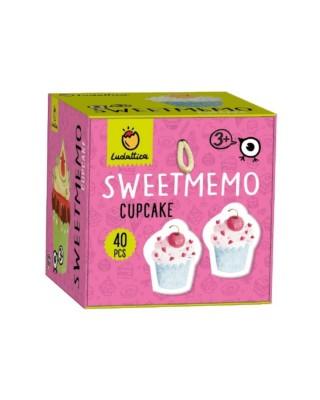 Sweet Memo Cup Cake