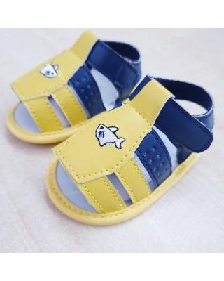 Sandalo Neonato Colori Vari