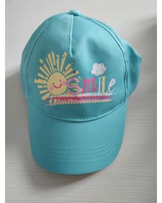 Cappellino Cotone Smile