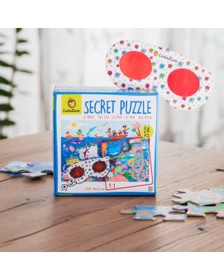 Secret Puzzle  Il Mare 3+