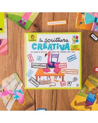 La scrittura creativa 3+