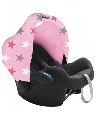Capottina Ovetto Hoody Pink