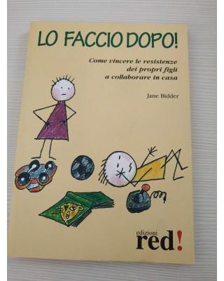 """Libro """"Lo faccio dopo"""""""