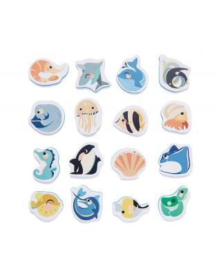 Gioco Bagno Sea Animals 12+