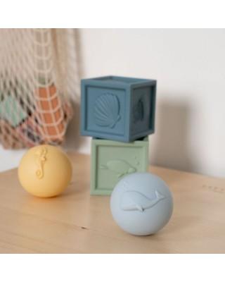 Ocean Set - Cubi e Sfere in...