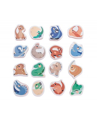 Gioco Bagno Dinosaurs 12+