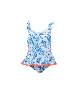 Cottage Floral Frill Skirt...