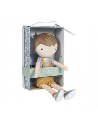 Bambola Morbida Jim 35 cm...