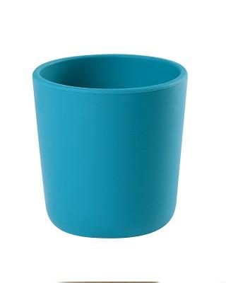 Bicchiere in Silicone - Blu...