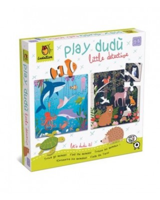 Play Dudù - Little Detective
