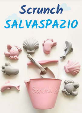 Scrunch Salvaspazio