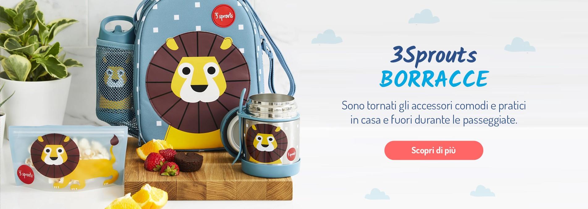 Borracce 3sprouts